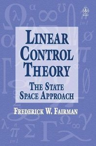 Linear Control Theory : The State Space Approach (Hardcover)-cover