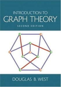 Introduction to Graph Theory, 2/e-cover