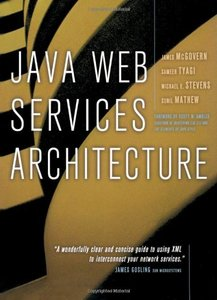 Java Web Services Architecture-cover