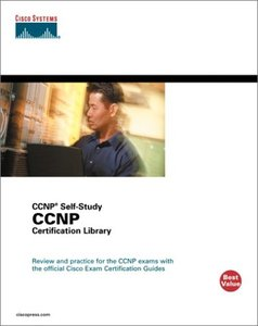 Cisco CCNP Certification Library, 2/e (CCNP Self-Study)-cover