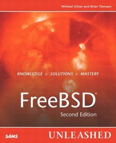 FreeBSD Unleashed, 2/e-cover