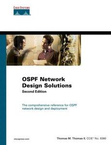 OSPF Network Design Solutions, 2/e