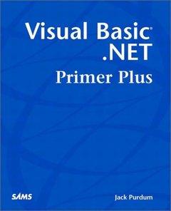 Visual Basic .NET Primer Plus-cover