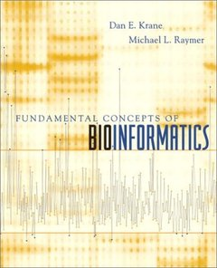 Fundamental Concepts of Bioinformatics-cover