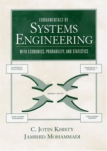 Fundamentals of Systems Engineering with Economics, Probability, and Statistics-cover