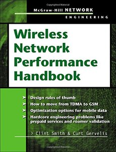Wireless Network Performance Handbook, 2/e (Handbook)-cover