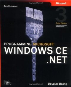 Programming Microsoft Windows CE .Net, 3/e-cover