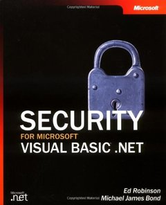 Security for Microsoft Visual Basic .NET-cover