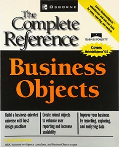 Business Objects: The Complete Reference (Paperback)-cover