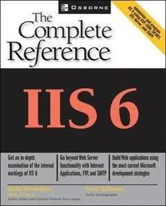 IIS 6: The Complete Reference (Paperback)-cover