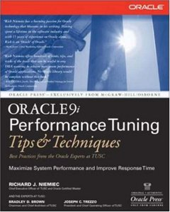Oracle9i Performance Tuning Tips & Techniques-cover