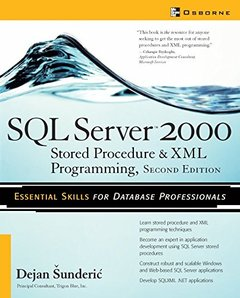 SQL Server 2000 Stored Procedure & XML Programming, 2/e-cover