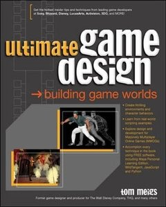 Ultimate Game Design: Building Game Worlds (Paperback)-cover