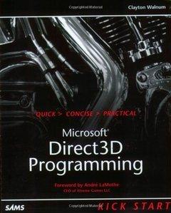 Direct3D Programming Kick Start-cover