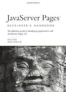 JavaServer Pages Developer's Handbook-cover