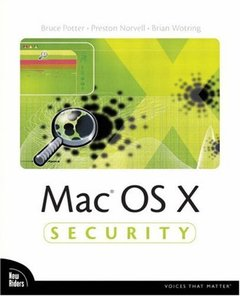 Mac OS X Security-cover