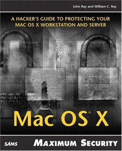 Maximum Mac OS X Security (Paperback)-cover