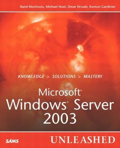 Microsoft Windows Server 2003 Unleashed (Paperback)-cover