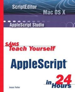 Sams Teach Yourself AppleScript in 24 Hours-cover