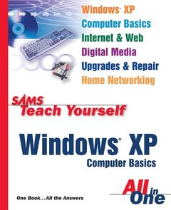 Sams Teach Yourself Windows XP Computer Basics All in One-cover
