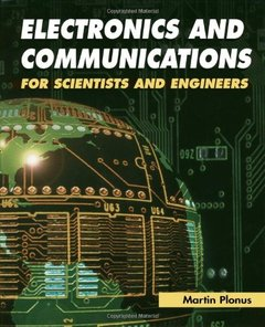 Electronics and Communications for Scientists and Engineers-cover