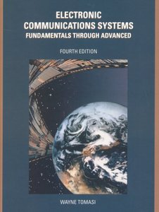 Electronic Communication Systems: Fundamentals through Advanced, 4/e-cover