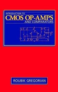 Introduction to CMOS OP-AMPs and Comparators (Hardcover)-cover