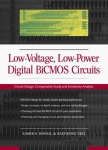 Low-Voltage Low-Power Digital Bicmos Circuits