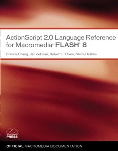 ActionScript 2.0 Language Reference for Macromedia Flash 8-cover