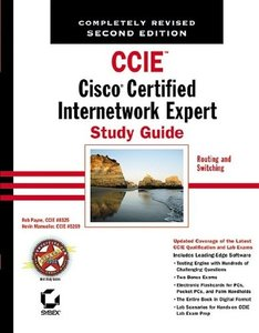 CCIE: Cisco Certified Internetwork Expert Study Guide, 2/e-cover