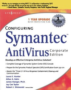 Configuring Symantec AntiVirus Corporate Edition-cover
