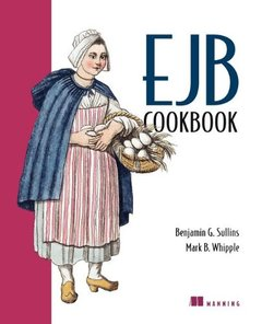 EJB Cookbook-cover
