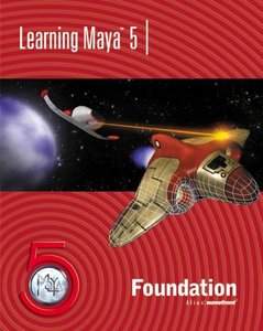 Learning Maya 5: Foundation (Paperback)-cover