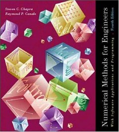 Numerical Methods for Engineers, 4/e-cover