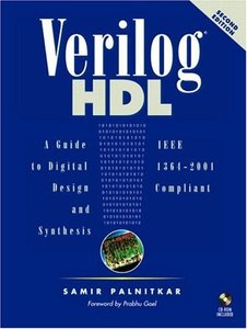 Verilog HDL: A Guide to Digital Design and Synthesis, 2/e(Hardcover)-cover