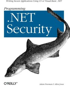 Programming .NET Security-cover