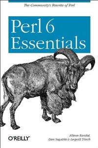 Perl 6 Essentials-cover