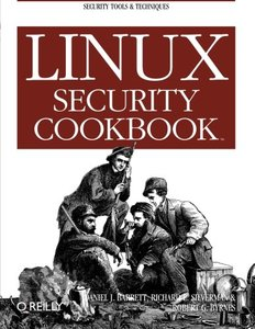 Linux Security Cookbook (Paperback)