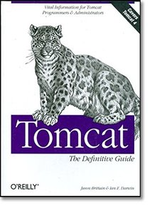 Tomcat: The Definitive Guide-cover