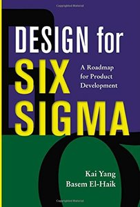 Design for Six Sigma : A Roadmap for Product Development-cover