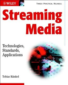 Streaming Media: Technologies, Standards, Applications (Paperback)-cover