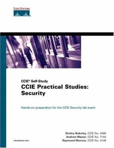 CCIE Practical Studies: Security (Hardcover)-cover