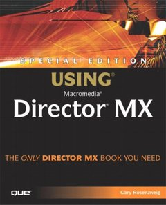 Special Edition Using Macromedia Director MX-cover