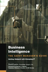 Business Intelligence: The Savvy Manager's Guide-cover