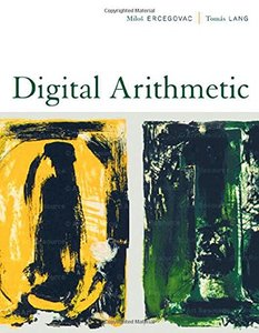 Digital Arithmetic (Hardcover)-cover