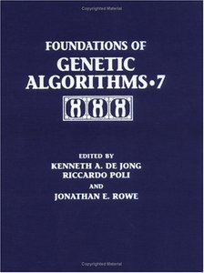 Foundations of Genetic Algorithms 2003 (FOGA 7) (Hardcover)-cover