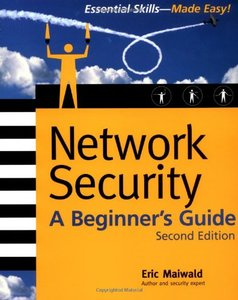 Network Security: A Beginner's Guide, 2/e-cover