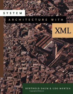 System Architecture with XML-cover