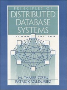Principles of Distributed Database Systems, 2/e (Hardcover)-cover