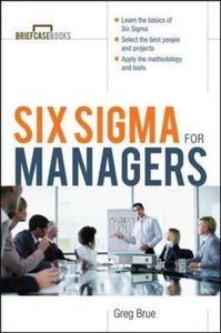 Six Sigma For Managers (Paperback)-cover
